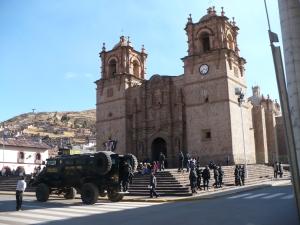 Puno, Peru - 8th September 2009 - 7